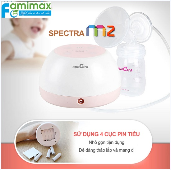 May hut sua Spectra M2