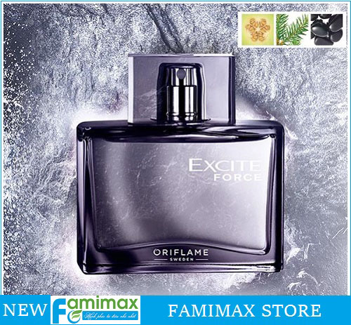 Nước hoa Nam Excite Force Eau de Toilette 75ml