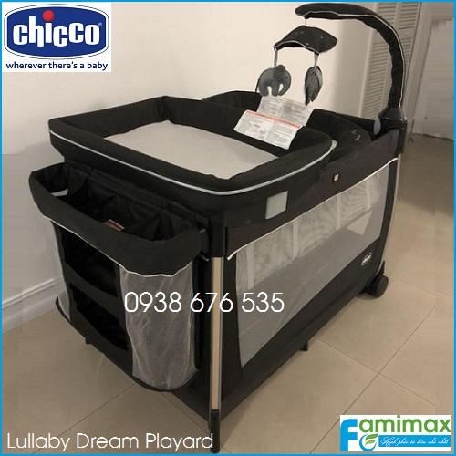 Nôi em bé Chicco Lullaby Dream Avena