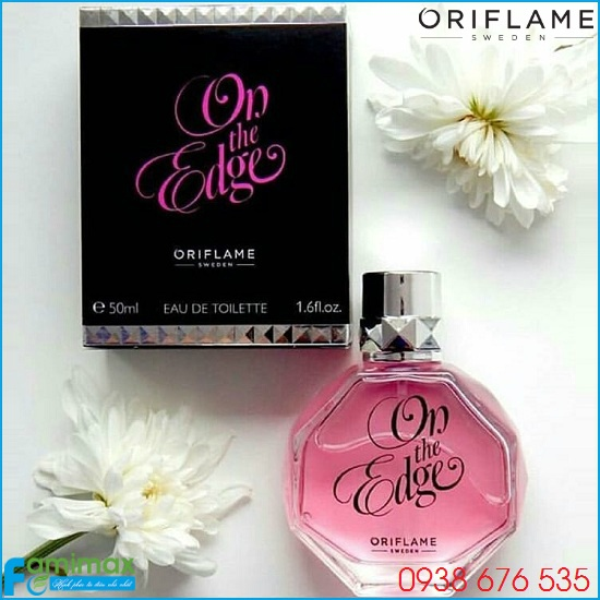 Nước hoa nữ Oriflame On the Edge 33963