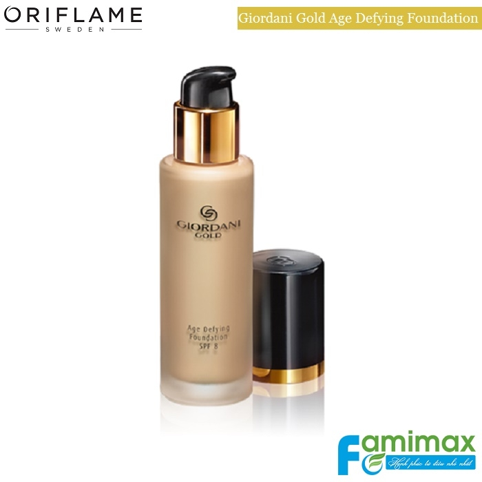 Kem nền Giordani Gold Age Defying Foundation