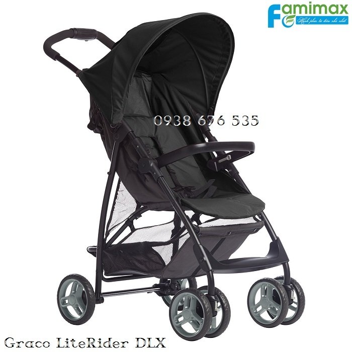 Xe đẩy Graco LiteRider LX Click Connect