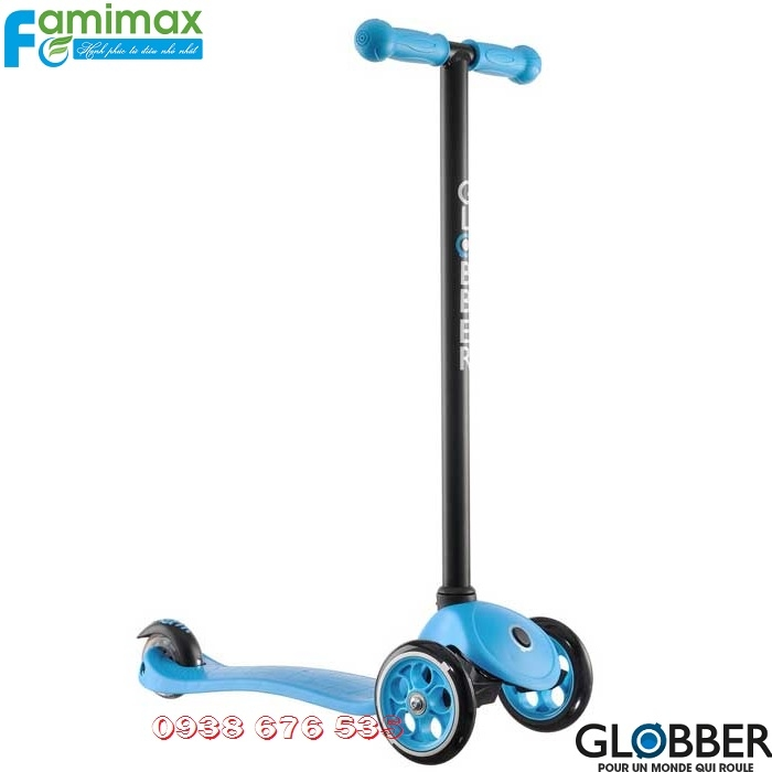 Xe scooter 3 bánh Globber Primo Lights