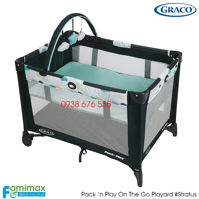 Nôi em bé Graco Pack 'n Play Base