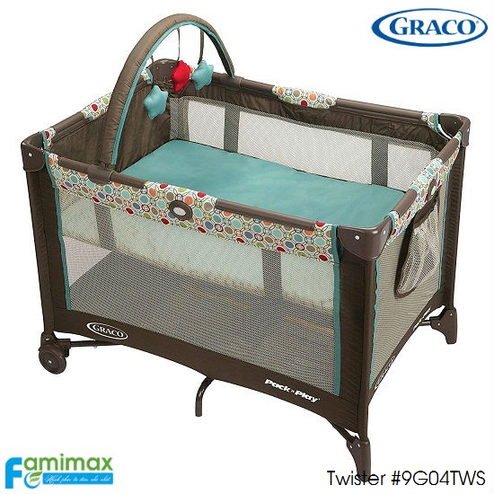 Nôi em bé Graco Pack 'n Play Base Twister