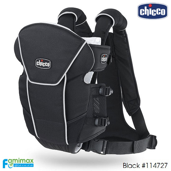 Địu em bé Chicco UltraSoft Magic